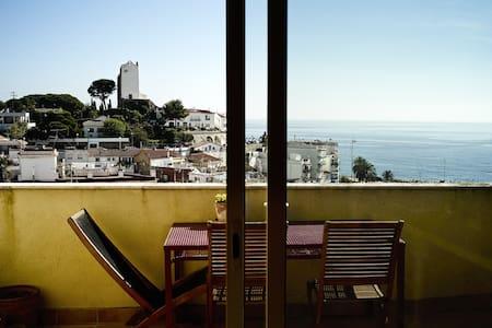 ESTUDIO FRENTE AL MAR HUTB-014989 - Sant Pol de Mar - 公寓