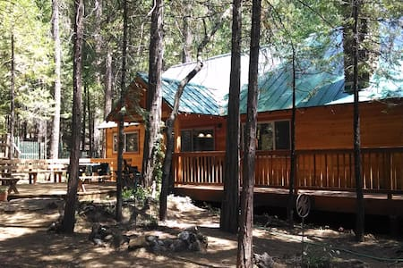 Cedar Cottage Retreat, Wawona CA - Wawona