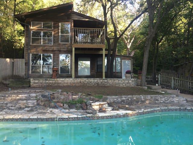 Zilker Park, Barton Springs w/pool - Austin - House