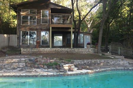 Zilker Park, Barton Springs w/pool - Austin