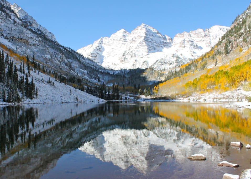 Enjoy all that the Aspen-Snowmass area has to offer during any season!