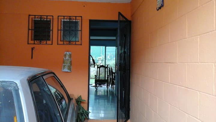 Guerrero's house