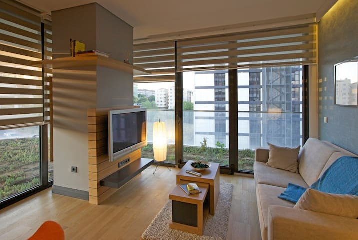 Home&Office @Platform Merter Suites - İstanbul - Apartment