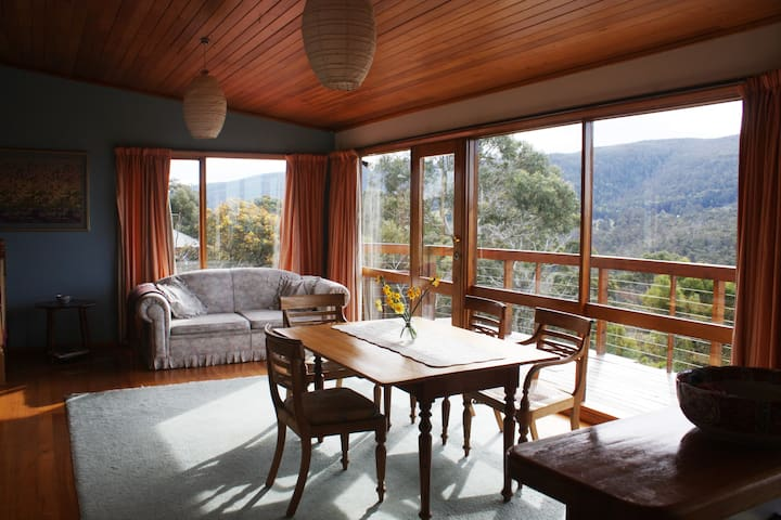 Blackwood Lodge Quality Retreat Leslie Vale Hobart - Leslie Vale - Bed & Breakfast