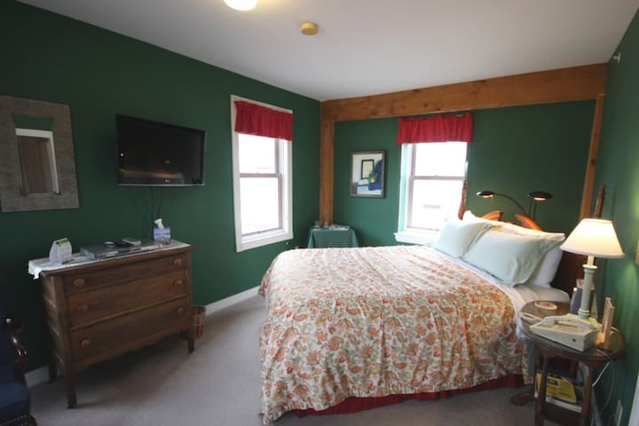 Rm.#6 Maple Hill Farm Inn - Augusta - Hallowell - Penzion (B&B)
