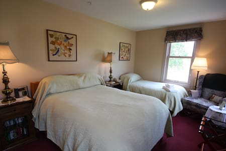 Rm.#7 Maple Hill Farm Inn - Augusta - Hallowell