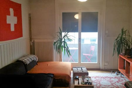 Simple, City room 10mins from Zurich Mainstation - Zürich - Apartment