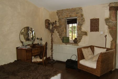 "La Chambre "" la safari "" - Carcassonne - Bed & Breakfast"
