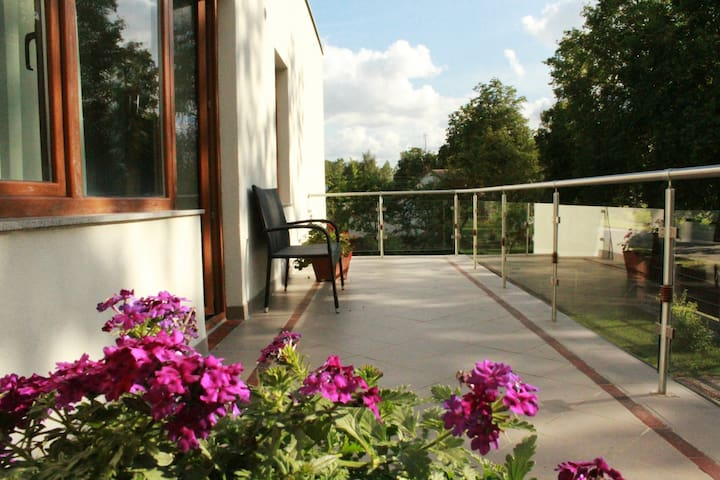 Spacious house 10 minutes from sea - Jūrmala - Rumah
