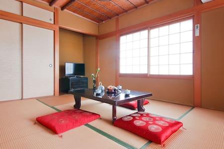 Nara Osaka Satoshi's house SAKURA - kitakatsuragi-gun - Casa