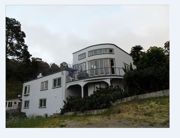 Beach House close to SF downtown - Pacifica