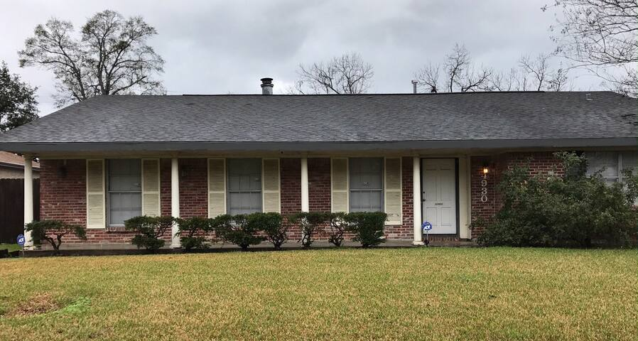 Nice home, close to Super bowl, Downtown and Galleria