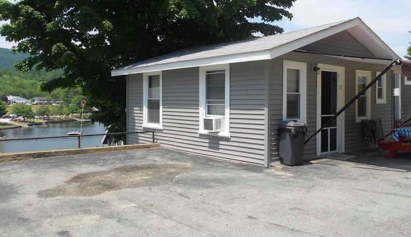 Cottage with View & Access to Lake Winnipesaukee