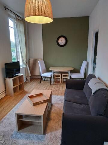 Appartement à deux pas du port