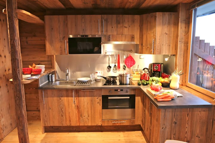 CENTER AVORIAZ, LUXURY, MOUNTAIN LOVER'S,6 BEDS