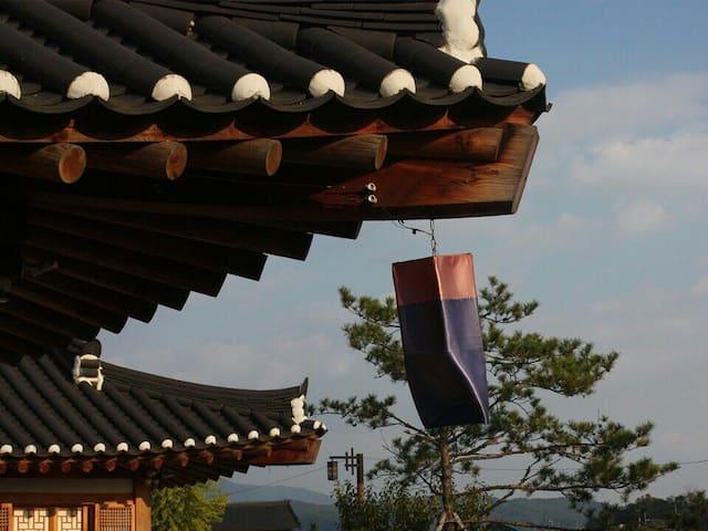 Fineday guesthouse (경주 파인데이) - Inwang-dong, Gyeongju-si - Bed & Breakfast