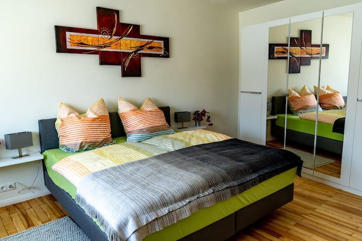 Sanierte Altbau-Wohnung im Herzen Kaiserslauterns