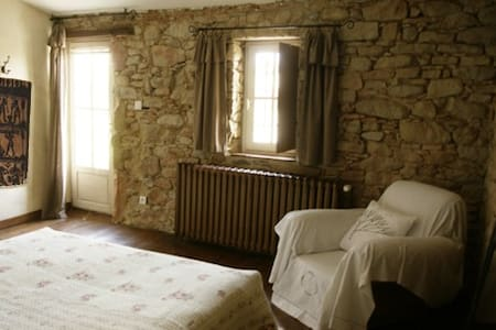 Old vinery room with terrasse - Carcassonne - Bed & Breakfast