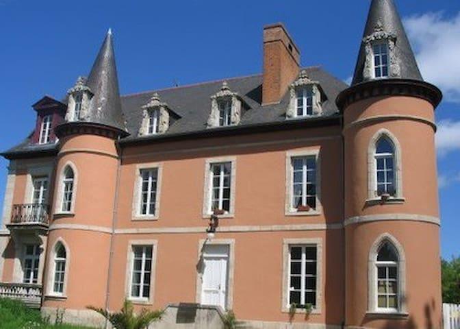 bel appartement dans un chateau - Pleurtuit - Apartamento