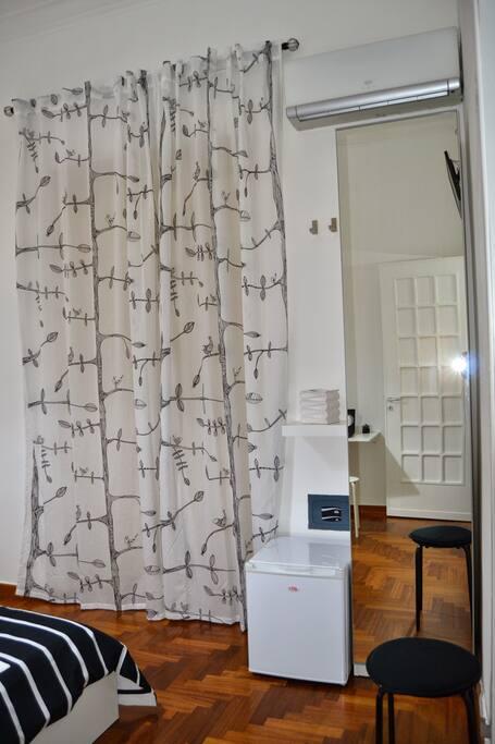 Camera Donata con bagno privato