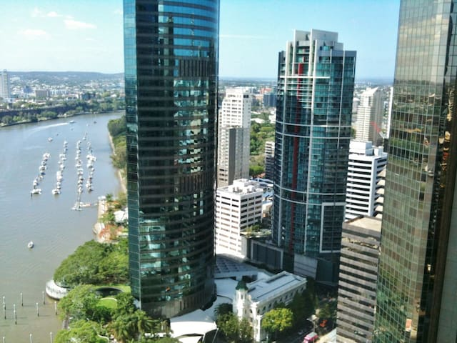 G20 Summit CBD accom last minute - Brisbane - Apartmen