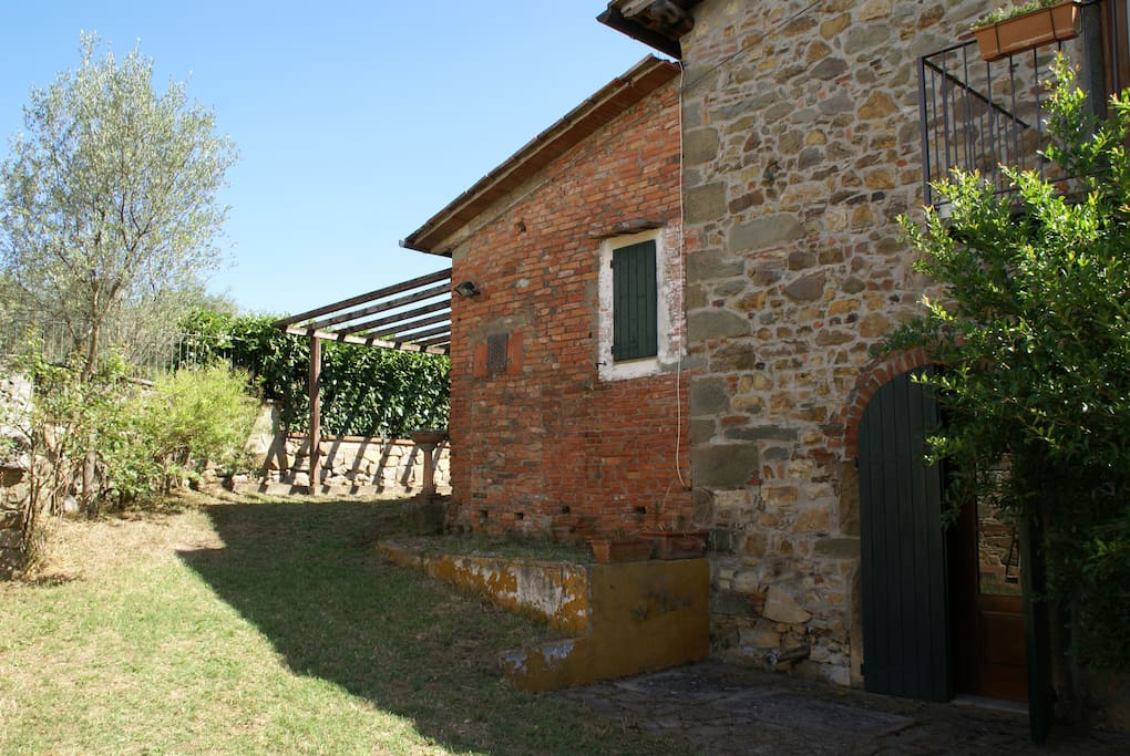 Casa vacanze nel chianti houses for rent in cavriglia for Rent a house in tuscany