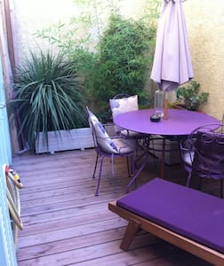 Appartement Terrasse Centre Nice - Nice