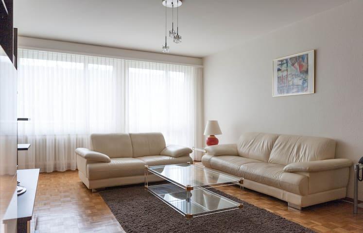 001 Big apartment / AT38/45 - 2CH - Geneva - Apartemen
