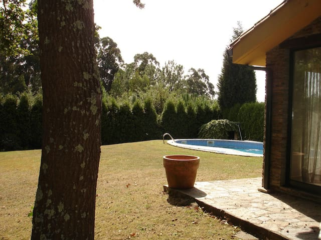 CHALET IN A HEART OF GALICIA -spain