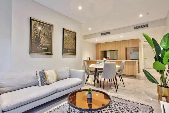 Apartment Hyde Park - Darling Harbour Day st 3
