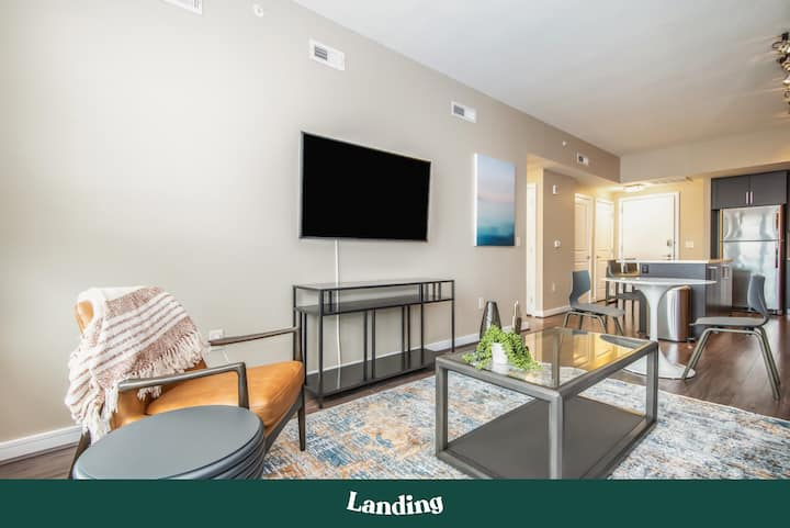Landing | Modern Apartment with Amazing Amenities (ID710)