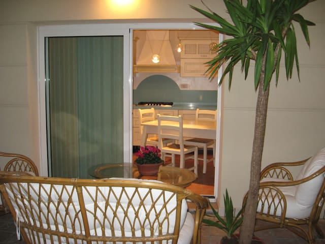 Apartament with two double rooms and two bathrooms - Riccione - Flat