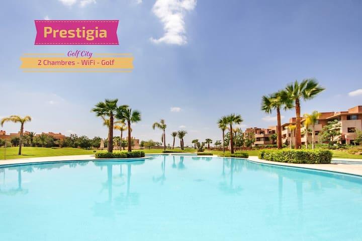 Luxury & privilège in TOPAZE Golf Resort