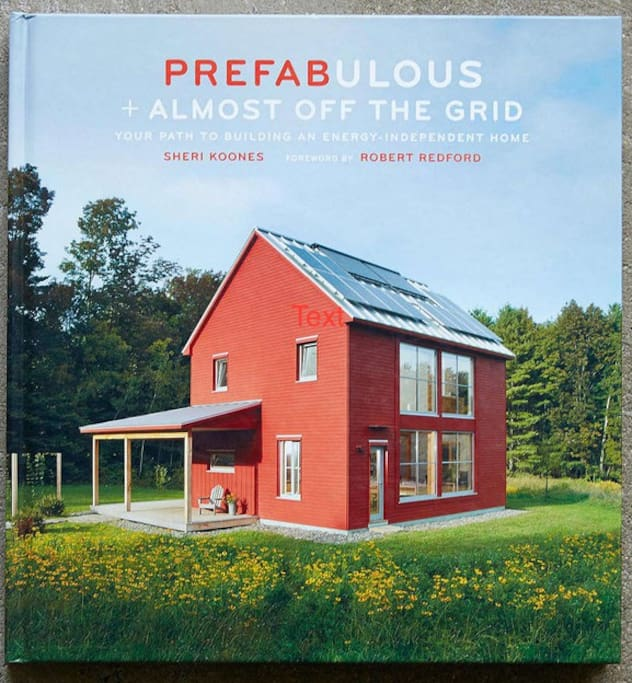 Our home won the Leed Platinum House of the Year Award and has been published extensively.