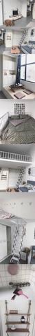 拾月壹 Room3-Holiday 温馨复式房 近火车站/机场/施南古城 点我头像查看更多房源