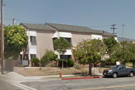 Private Room in DT Burbank - Burbank - Apartment