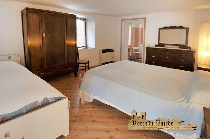 Stanza del Conte - B&B - Pasturo - Bed & Breakfast