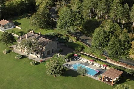 Luxory villa in Tuscany - Castel Focognano - Casa
