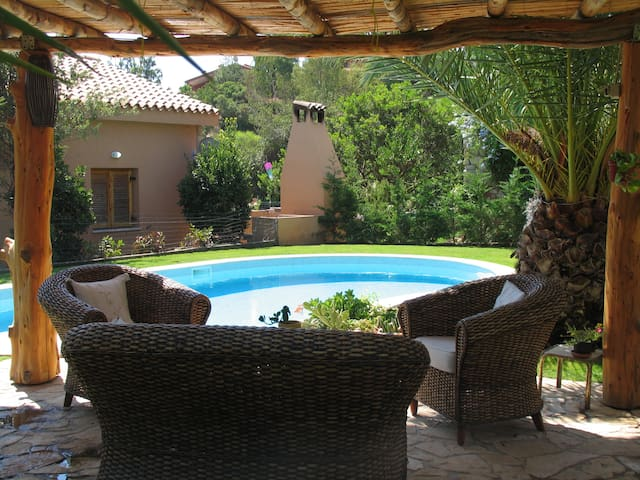 small villa with private swimming  - Costa Rei