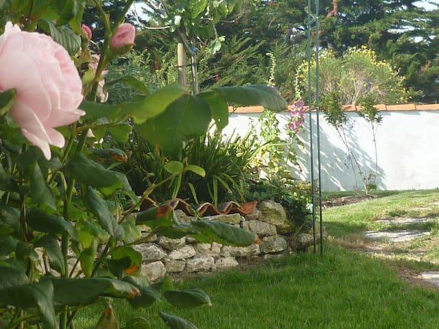 T2 avec jardin privatif clos sur la pesqu'ile - Angoulins