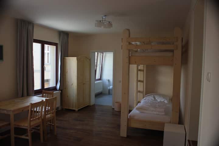 Ferienwohnung-Apartment im Gästehaus INNFernow