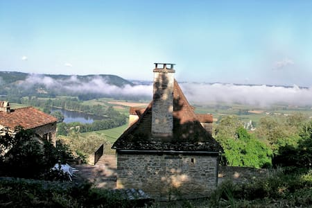 STUNNING VIEW OVER  RIVER DORDOGNE - Bézenac