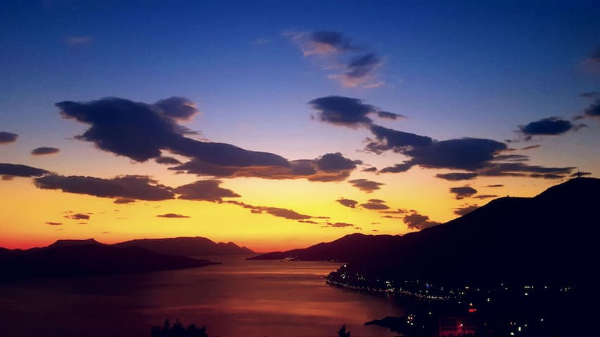 Apartment Matea Neum, Great views - Neum - Huoneisto