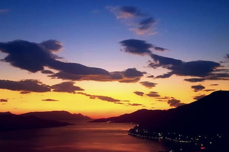 Apartment Matea Neum, Great views - Neum - Pis
