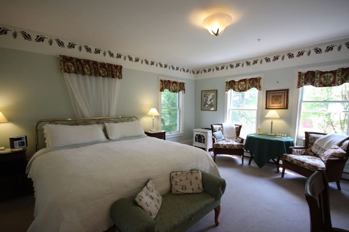 Rm.#8 Maple Hill Farm Inn - Augusta - Hallowell - Penzion (B&B)