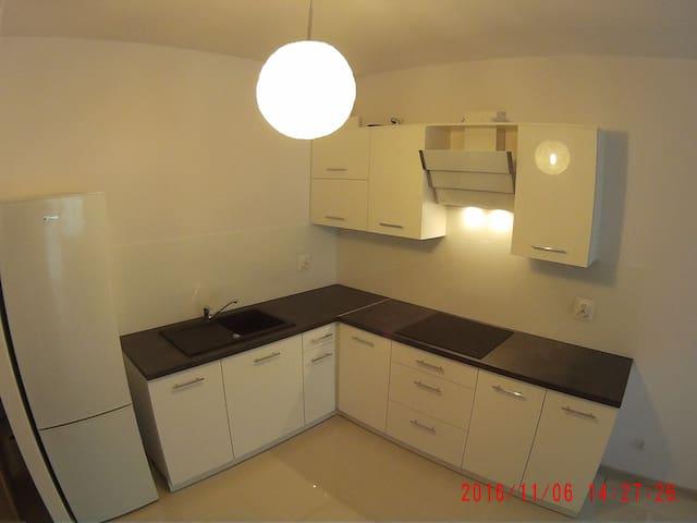 2 pokojowe mieszkanie, Modern 2 bedroom flat - Rzeszow