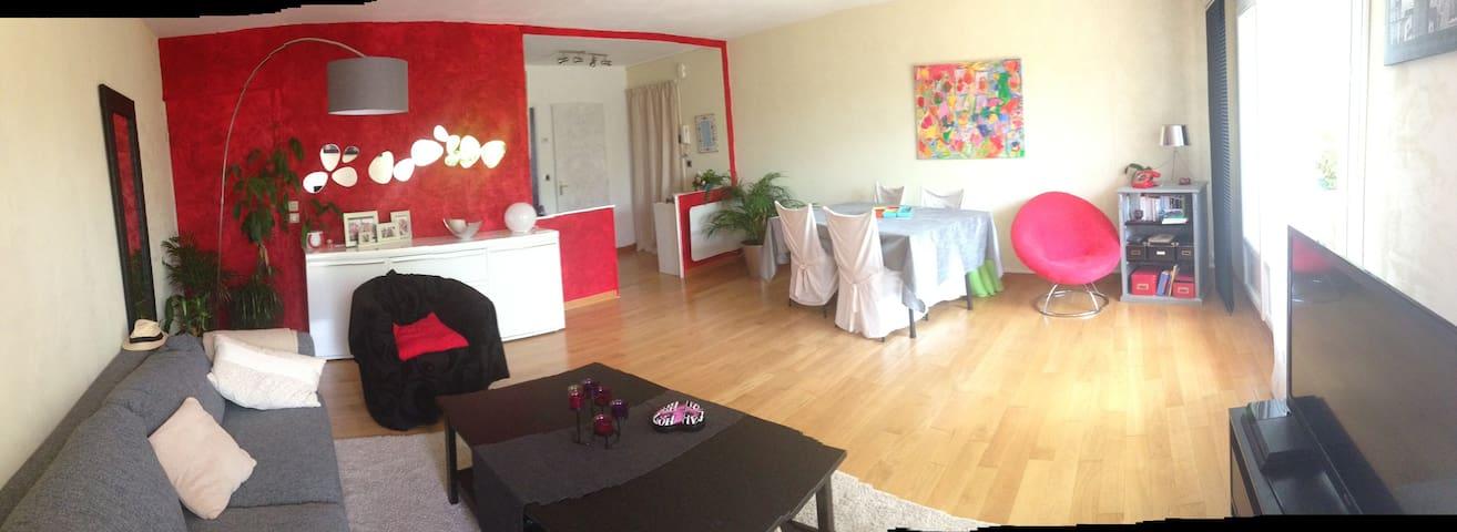 Appartement proche centre Rennes - Saint-Jacques-de-la-Lande - Apartamento