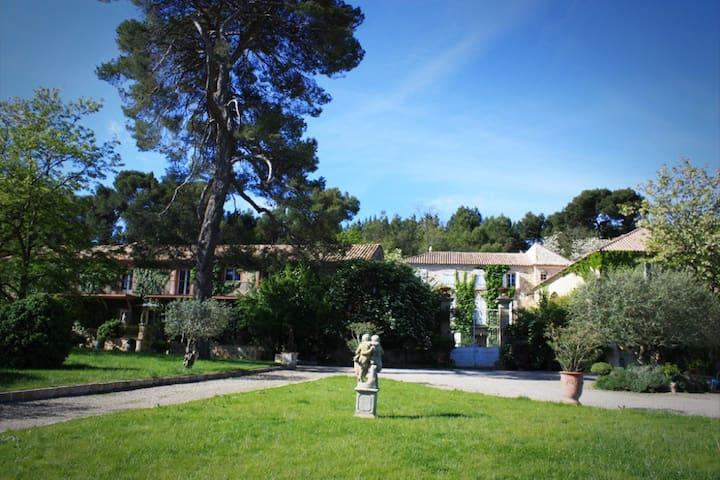 Gîte KILIM - Domaine La Fourcade - Capestang - Apartment
