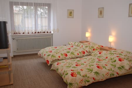 Bedroom with own bathroom in Friedberg (Hessen) - Friedberg