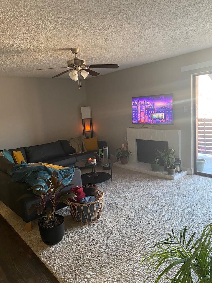 Cozy one bedroom apartment in Arlington